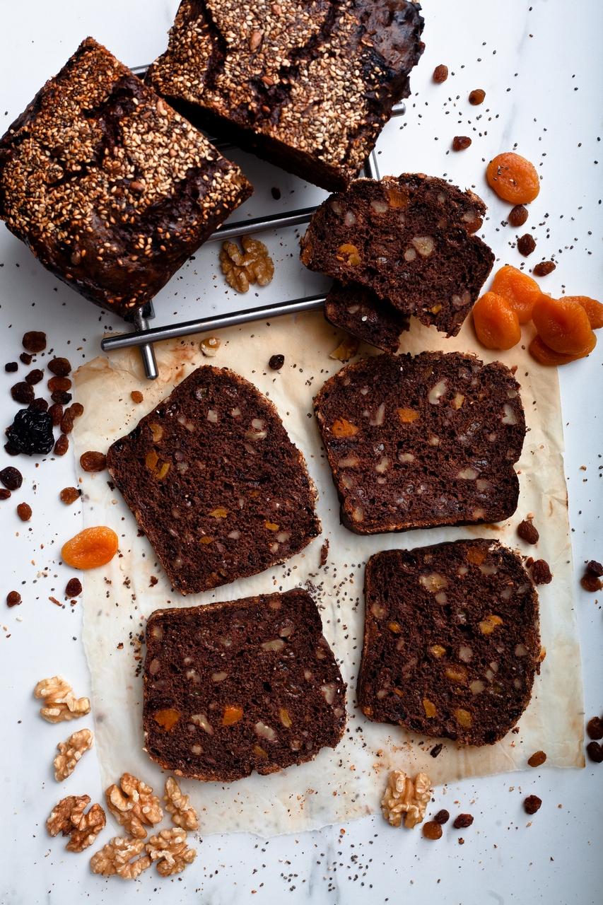 Ražný chlieb s kváskom Lievito madre