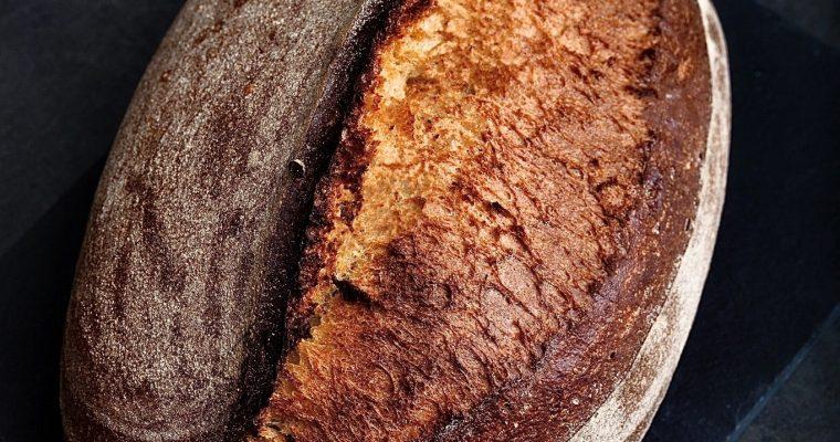 Špaldový chlieb s kváskom Lievito madre