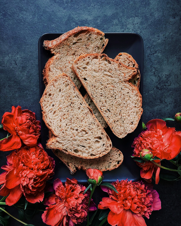 Kamutovo-ražný chlieb s kváskom Lievito madre